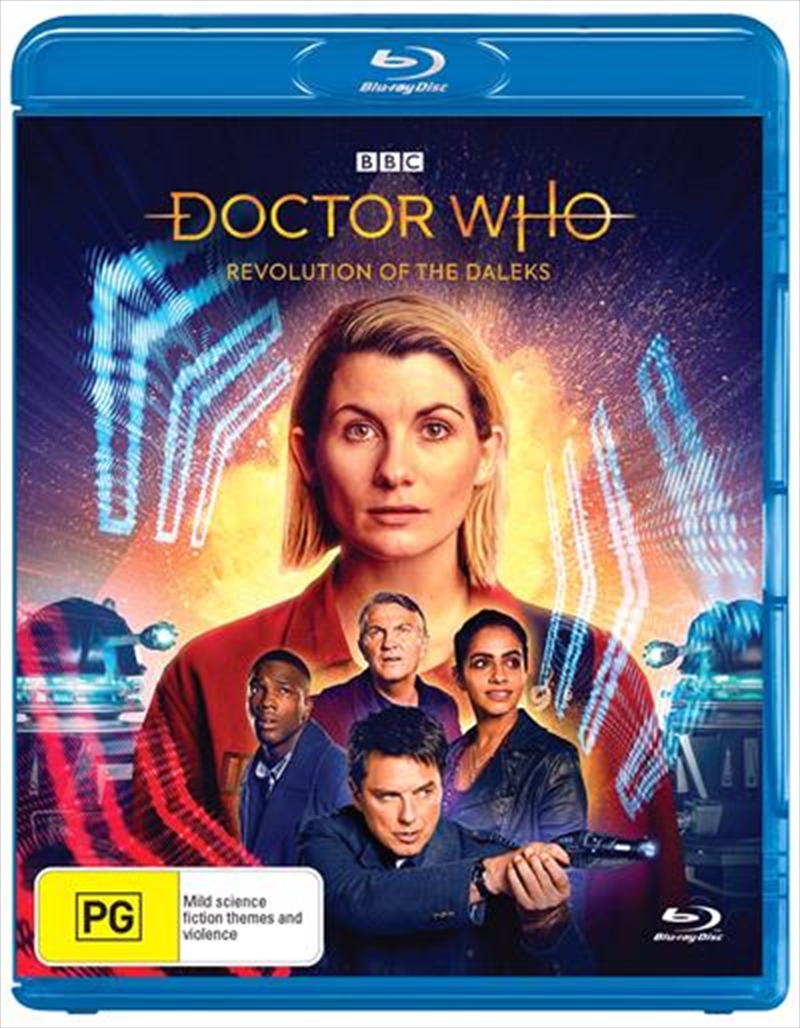 Doctor Who - Revolution Of The Daleks | Blu-ray