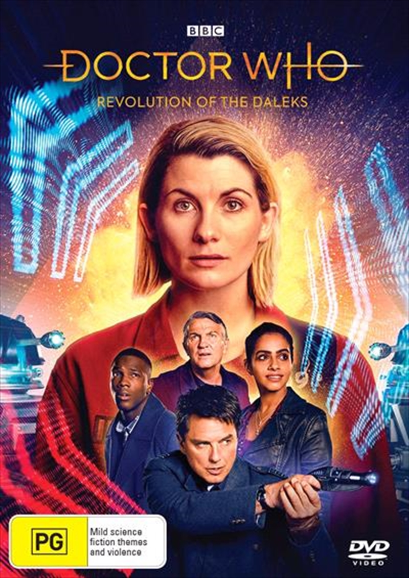 Doctor Who - Revolution Of The Daleks | DVD