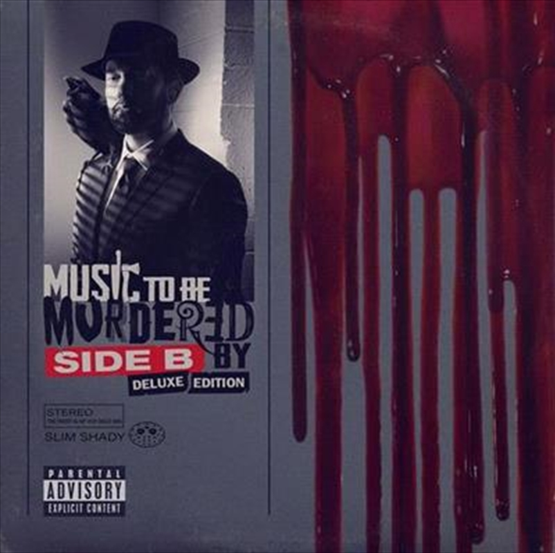 Music To Be Murdered By - Side B - Deluxe Edition | CD