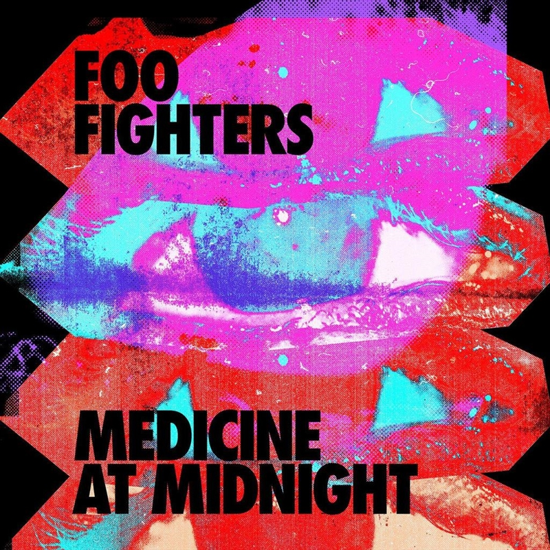 Medicine At Midnight   CD