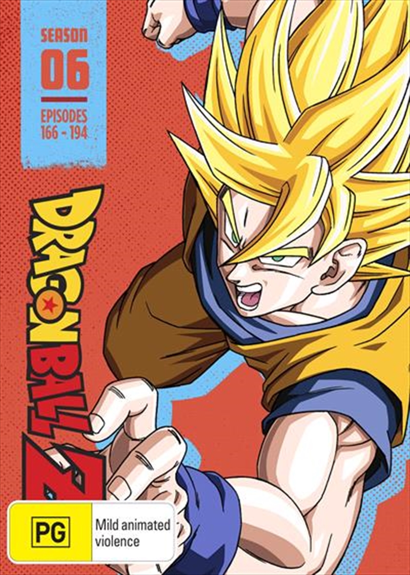 Dragon Ball Z - Season 6 - Limited Edition | Steelbook | Blu-ray