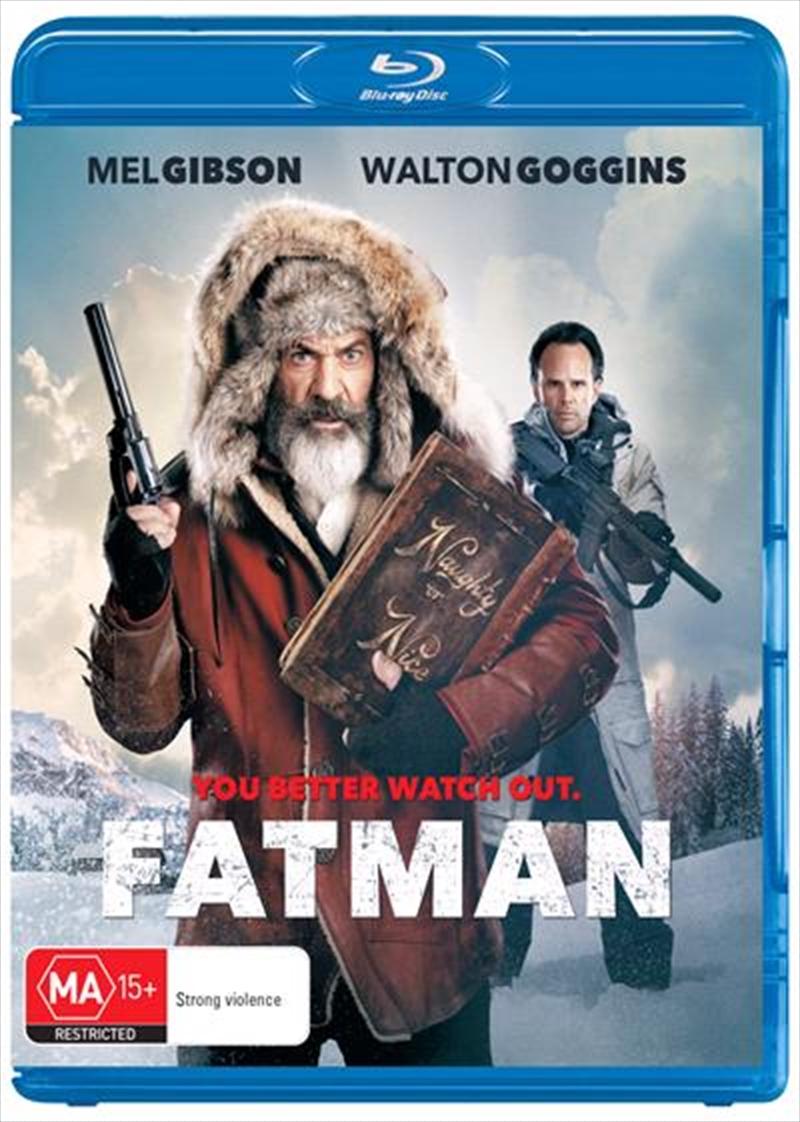 Fatman | Blu-ray