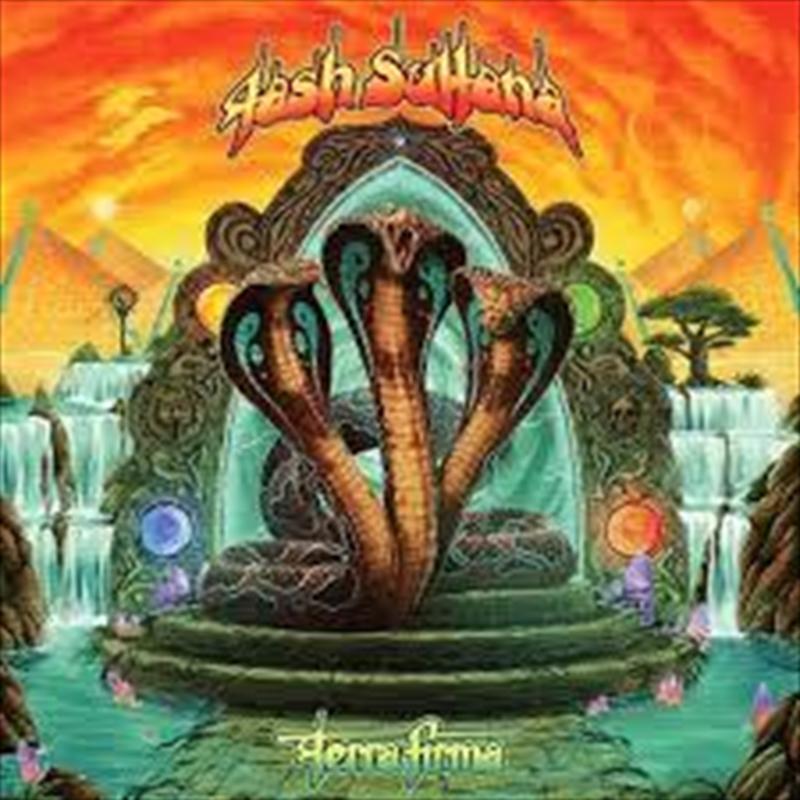 Terra Firma - (SIGNED COPY)   CD