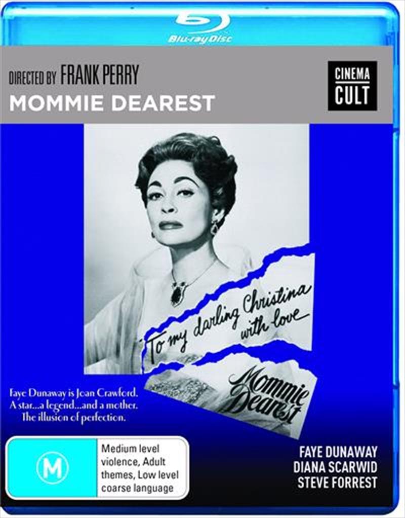 Mommie Dearest | Cinema Cult | Blu-ray