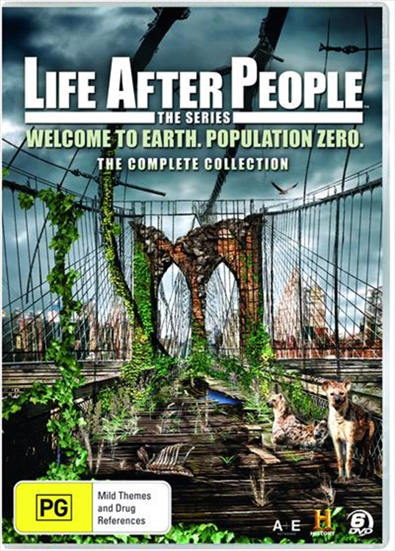 Life After People | Complete Series | DVD