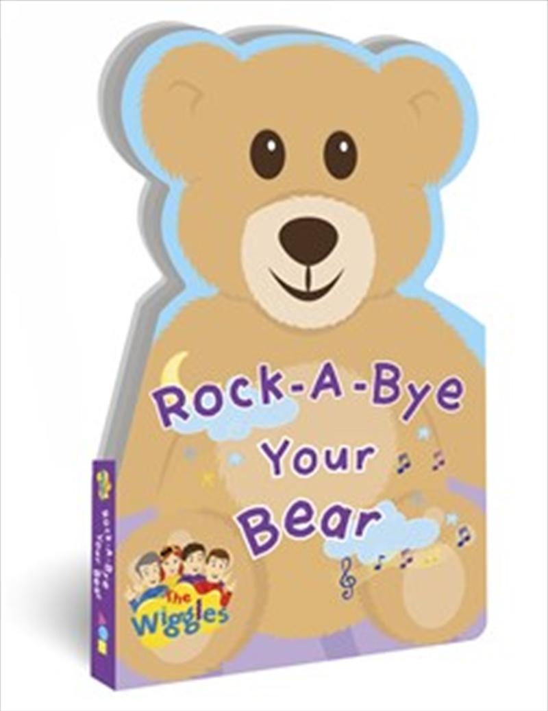 Rock A Bye Your Bear | Board Book