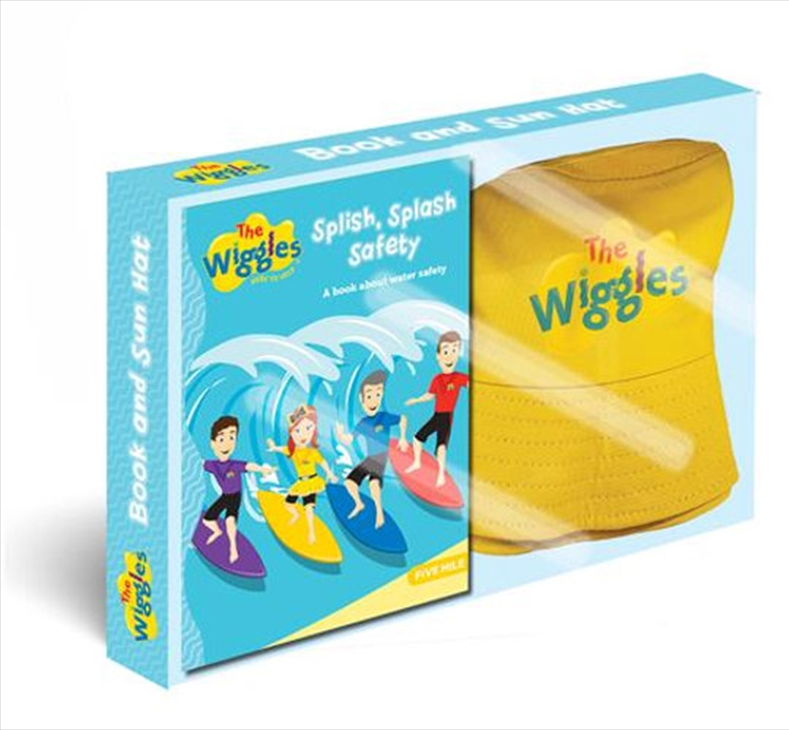 Wiggles Book And Dun Hat | Paperback Book