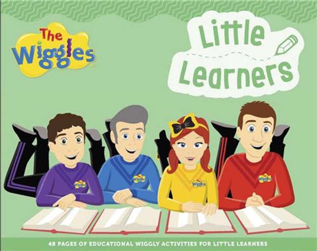Little Wiggly Learners | Paperback Book