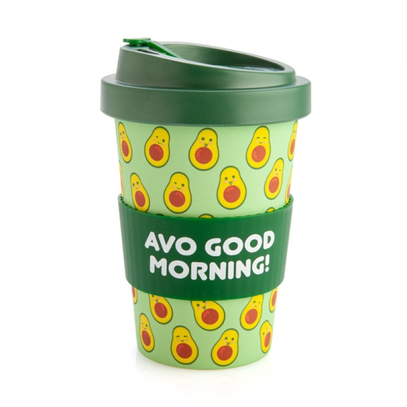 Avocado Eco To Go Bamboo Cup | Merchandise