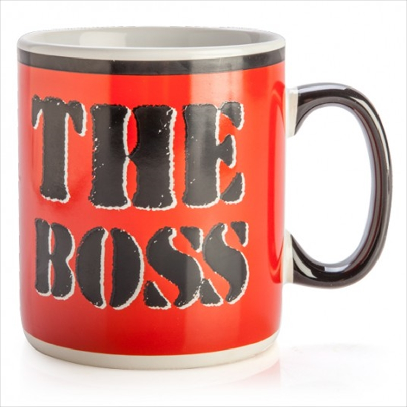 Boss Giant Mug | Merchandise