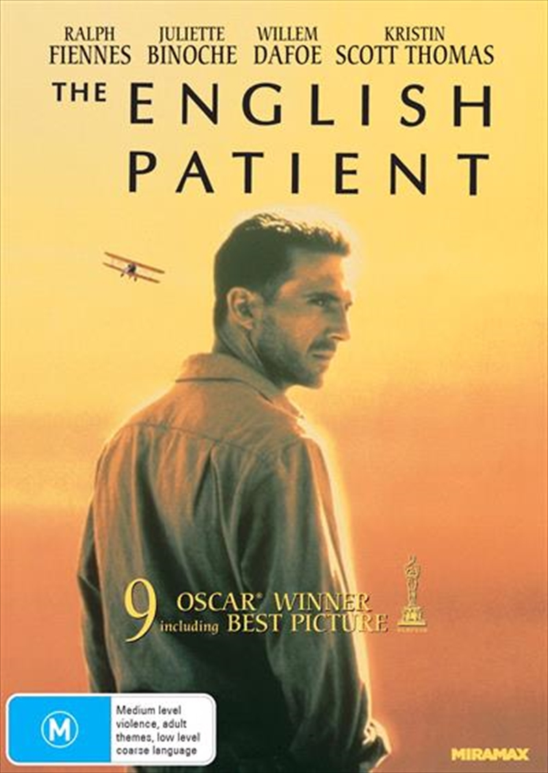 English Patient, The | DVD