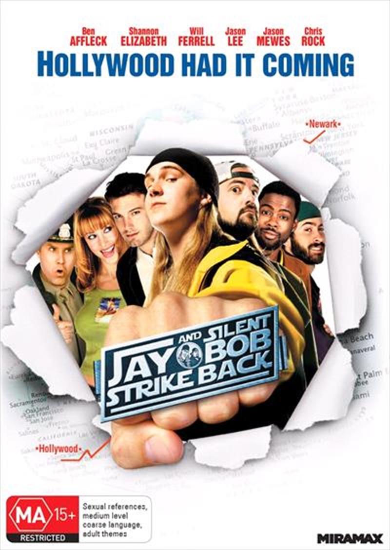 Jay And Silent Bob Strike Back | DVD