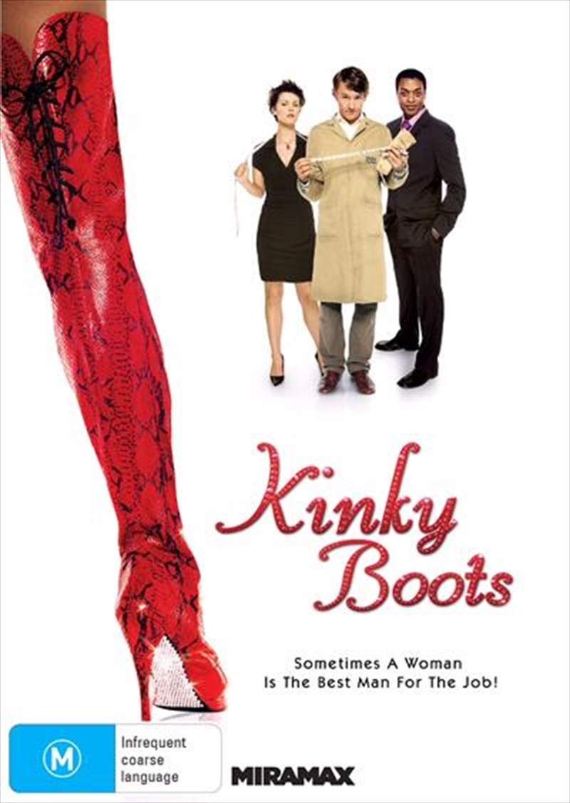 Kinky Boots | DVD