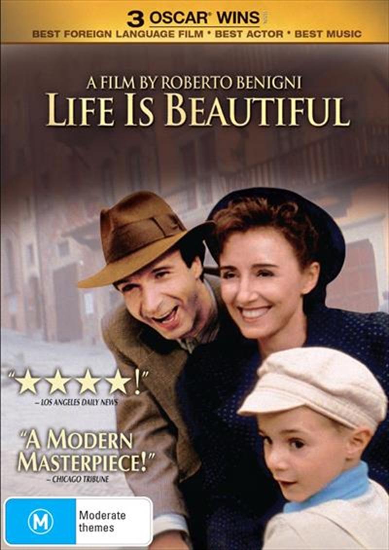 Life Is Beautiful | DVD