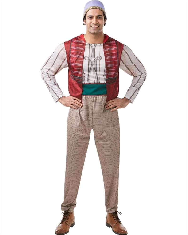 Aladdin Live Action Costume: One Size | Apparel