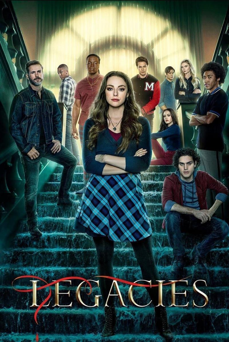 Legacies - Season 3   DVD