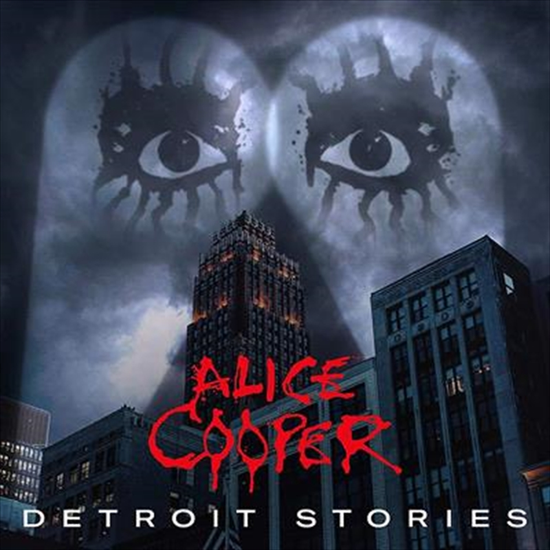 Detroit Stories   CD