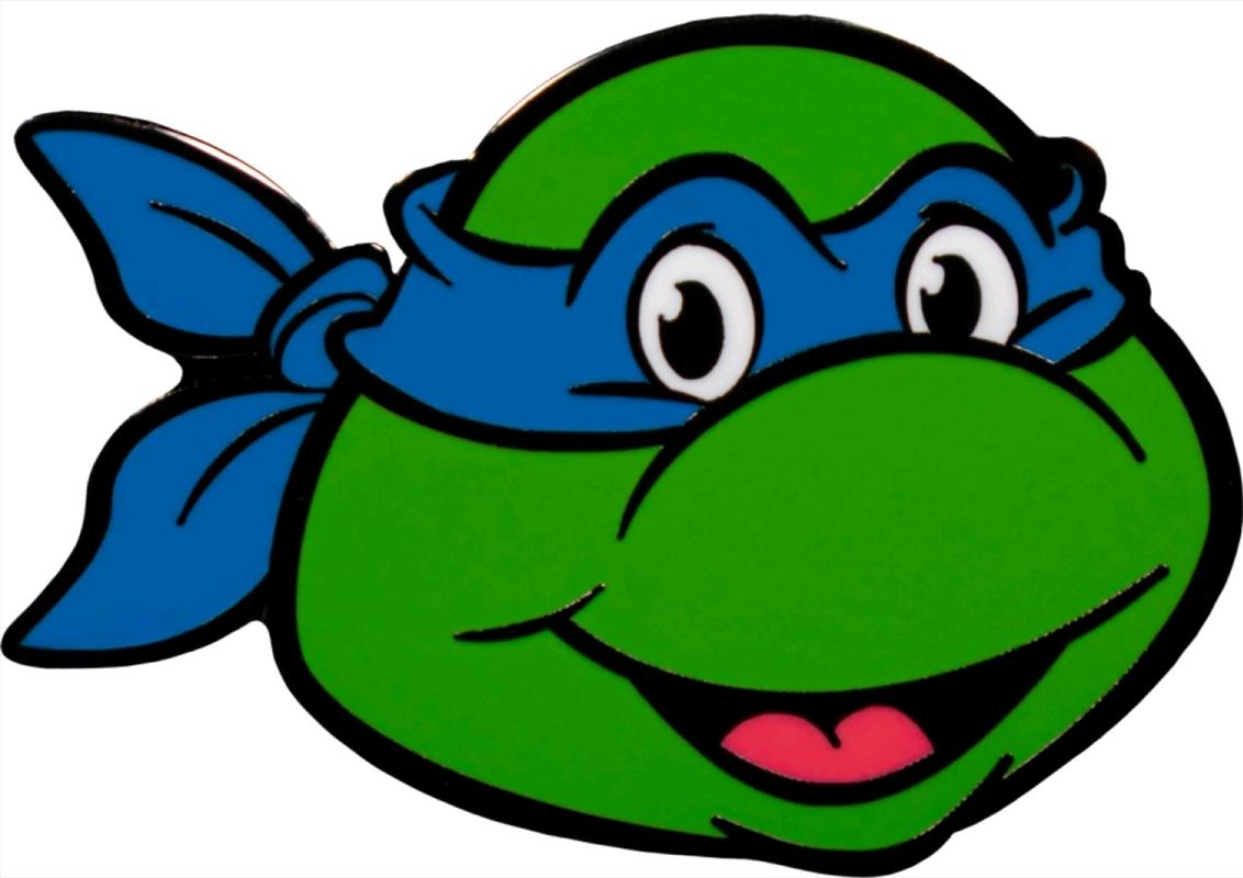 Teenage Mutant Ninja Turtles - Leonardo Enamel Pin | Merchandise
