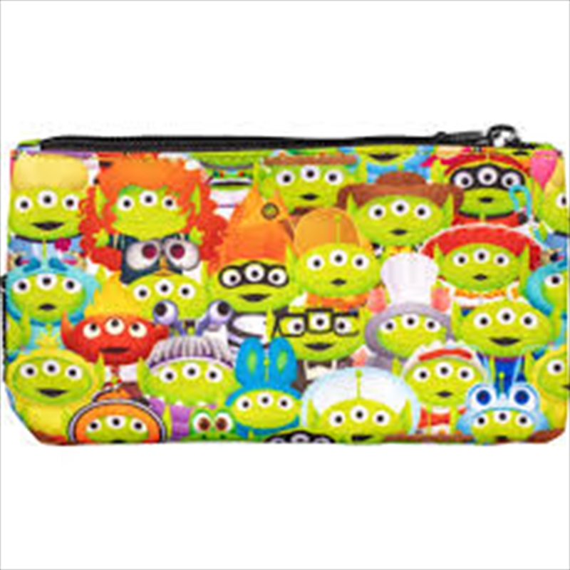 Loungefly - Pixar - Alien Outfits Pouch | Merchandise