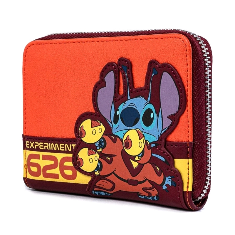 Loungefly - Lilo and Stitch - Experiment 626 Purse   Apparel