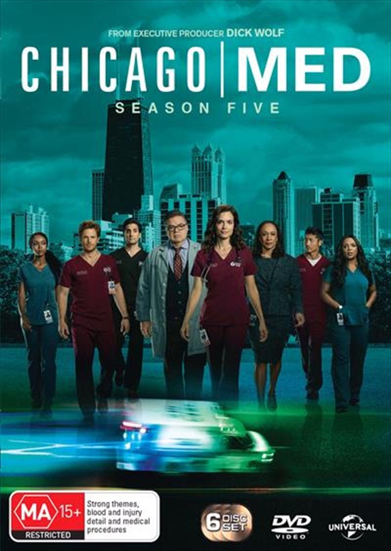 Chicago Med - Season 5 | DVD