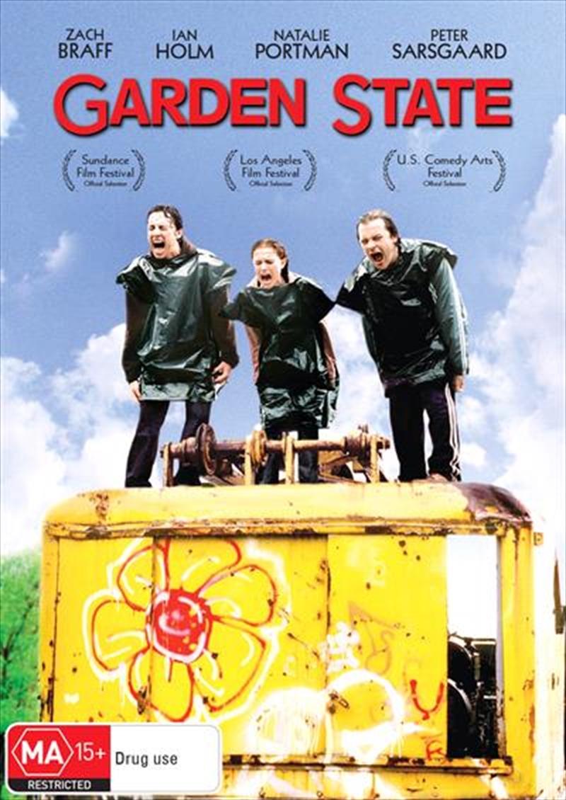 Garden State   DVD
