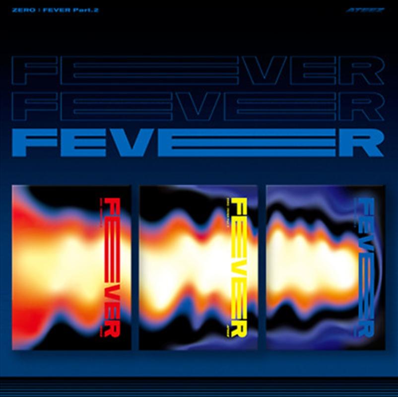 Zero - Fever Pt 2 - Random Cover   CD