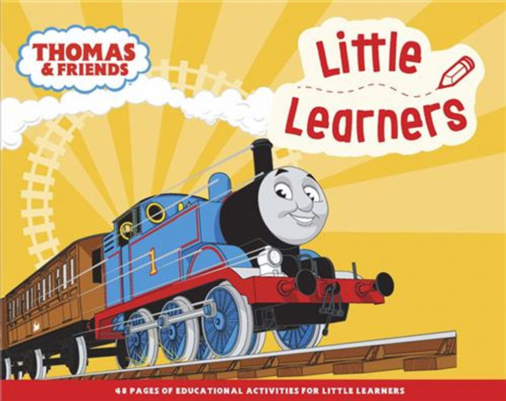 Little Engine Learners - Thomas & Friends | Paperback Book