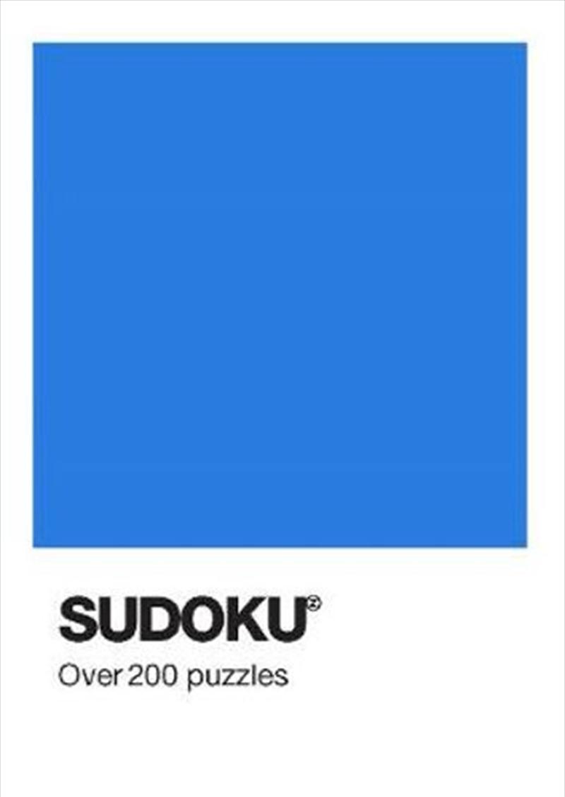 Sudoku Colour Block Puzzle   Paperback Book