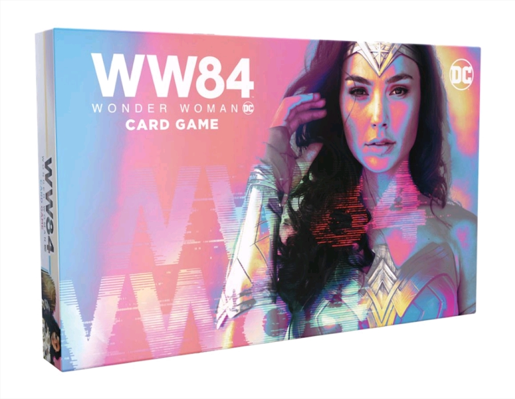 Wonder Woman: 1984 - WW84 Card Game   Merchandise