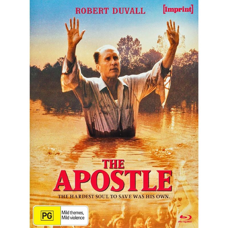 Apostle   Imprint Collection 32, The   Blu-ray