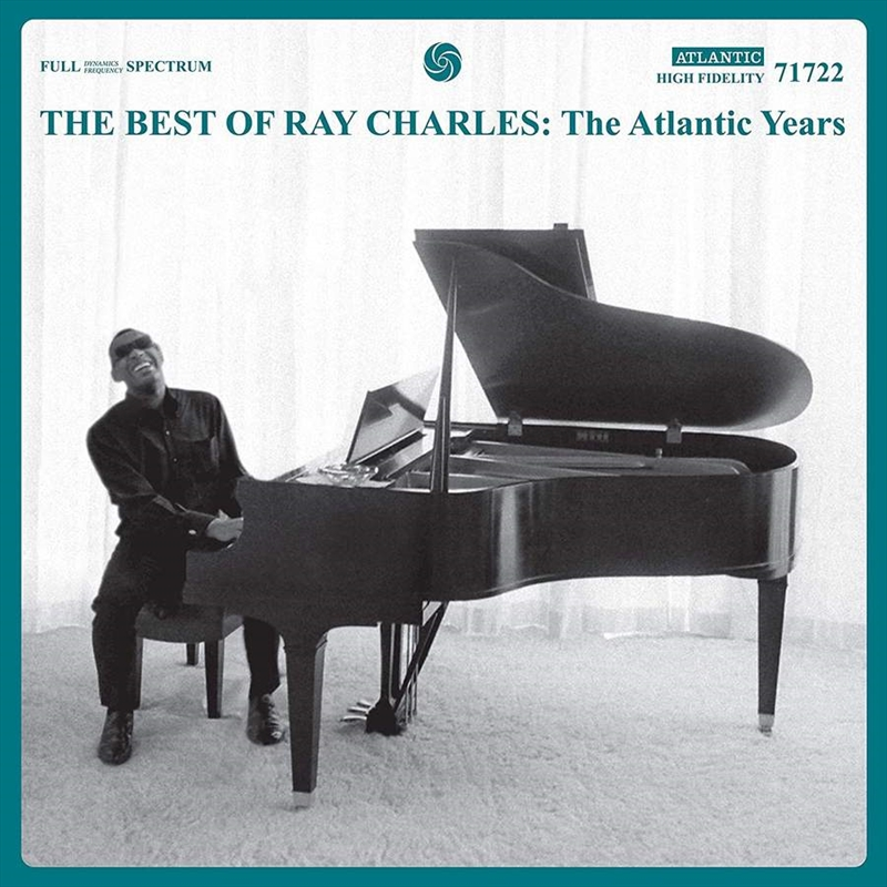 Best Of Ray Charles - The Atlantic Years | Vinyl