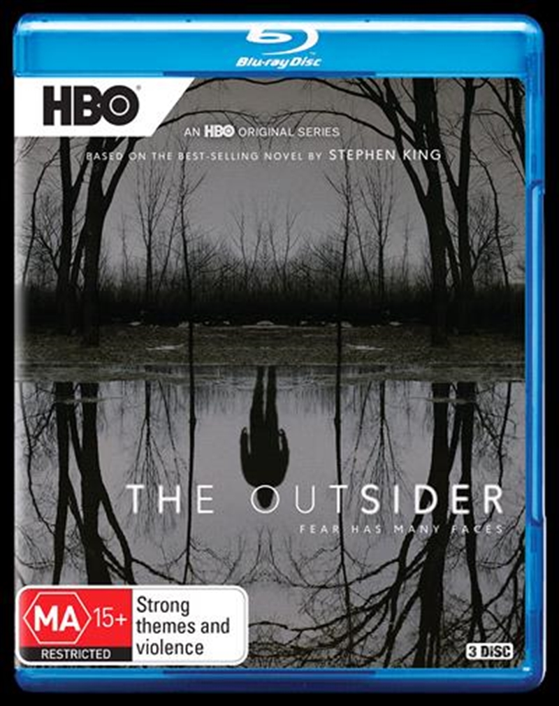Outsider, The | Blu-ray