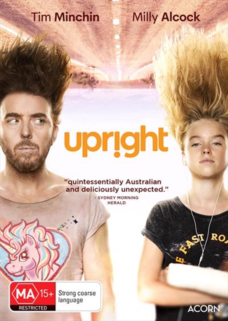 Upright | DVD