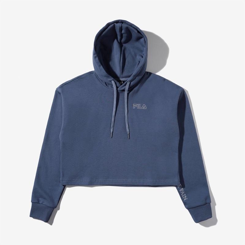 Now On - Blue Hoodie   Merchandise