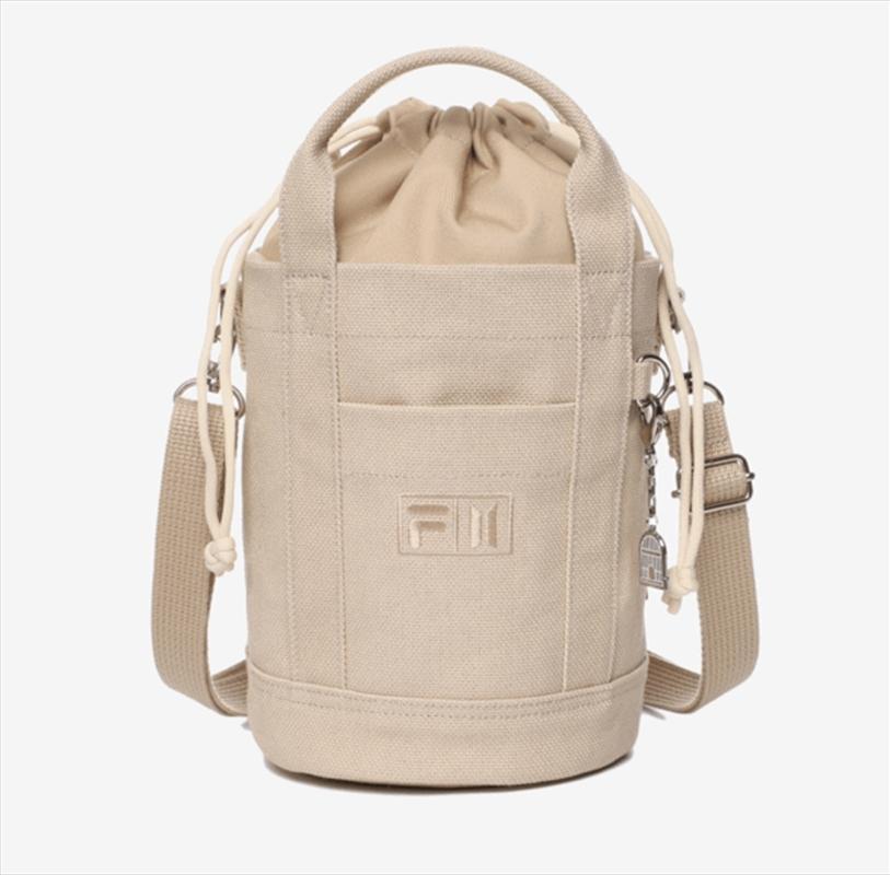 Now On - Brown Beige Bucket Bag   Merchandise