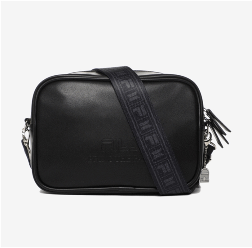 Now On - Black Cross Bag | Merchandise