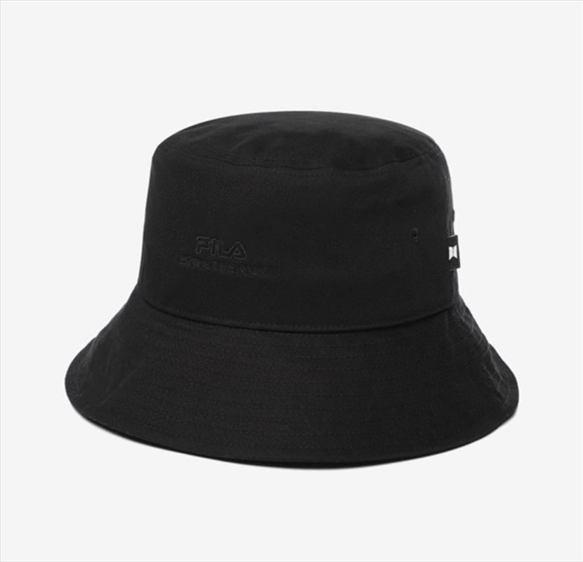 Now On - Black Bucket Hat   Merchandise