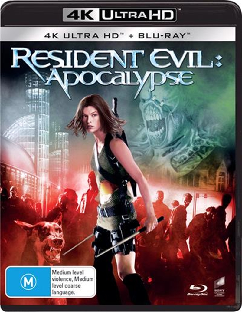 Resident Evil - Apocalypse - Limited Edition | Blu-ray + UHD | UHD