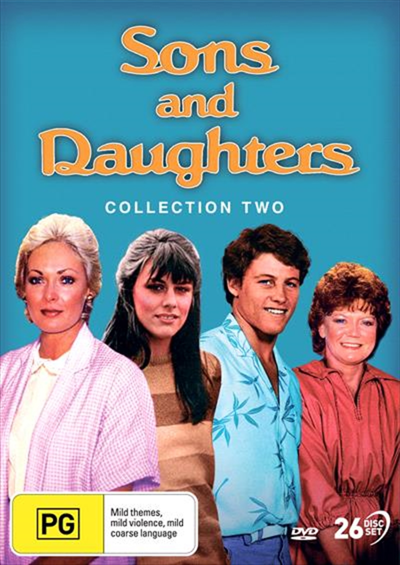 Sons And Daughters - Collection 2 | DVD