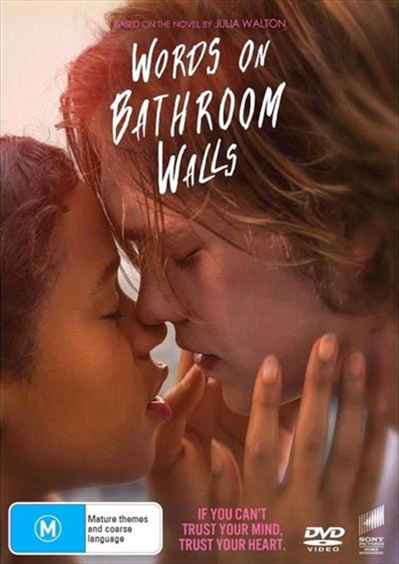 Words On Bathroom Walls | DVD