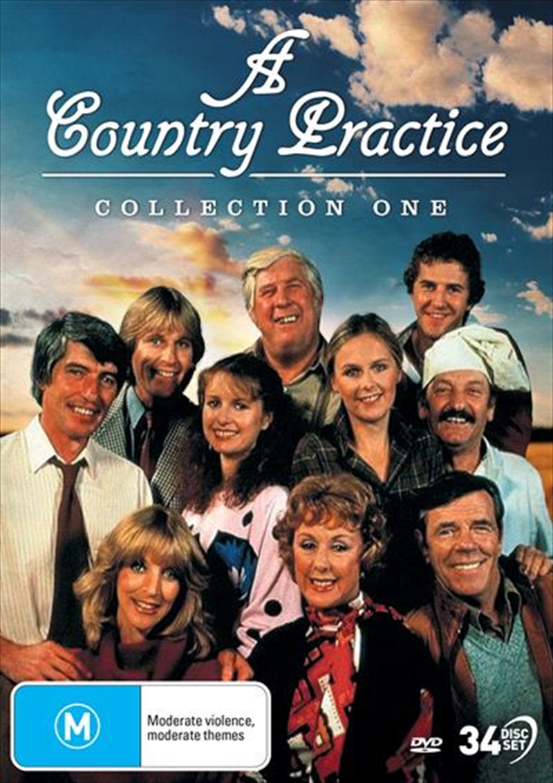 A Country Practice - Collection 1 | DVD