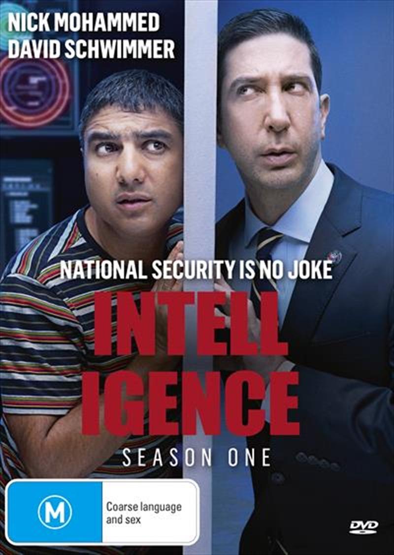 Intelligence - Season 1   DVD