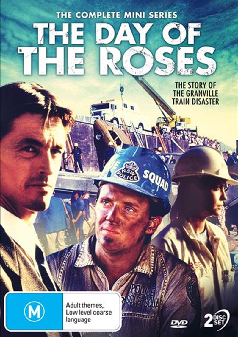 Day Of The Roses | Mini Series, The | DVD