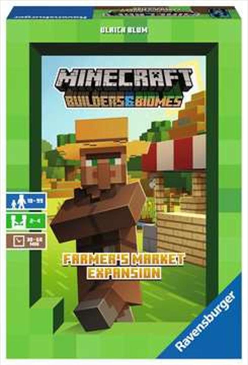 Minecraft Game Expansion | Merchandise