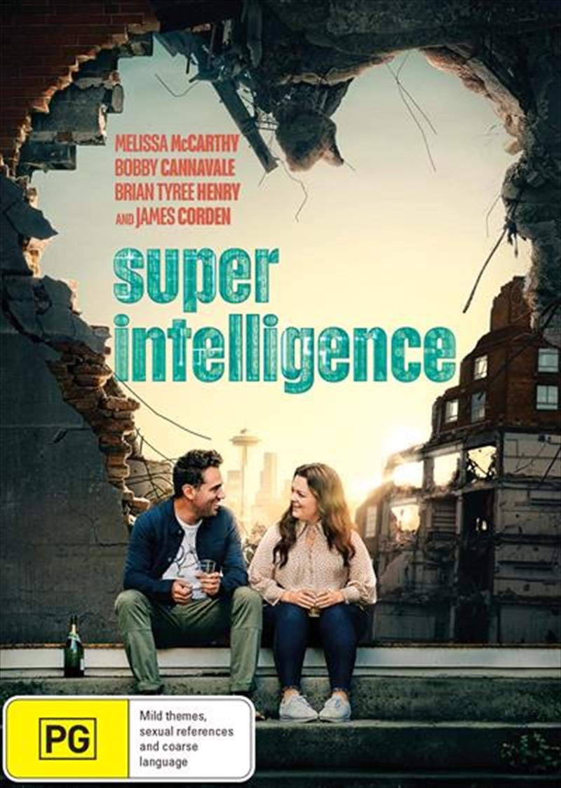 Super Intelligence | DVD