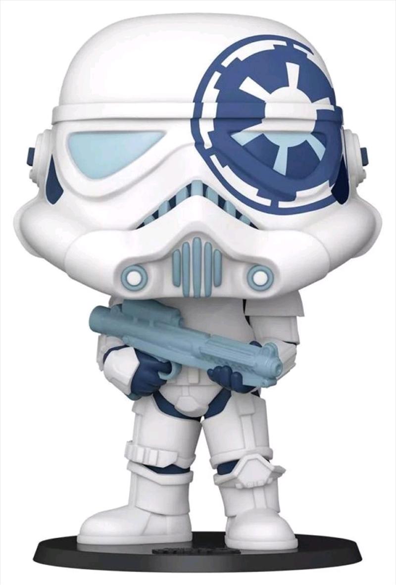 """Star Wars - Stormtrooper Concept Art 10"""" US Exclusive Pop! Vinyl [RS]   Pop Vinyl"""