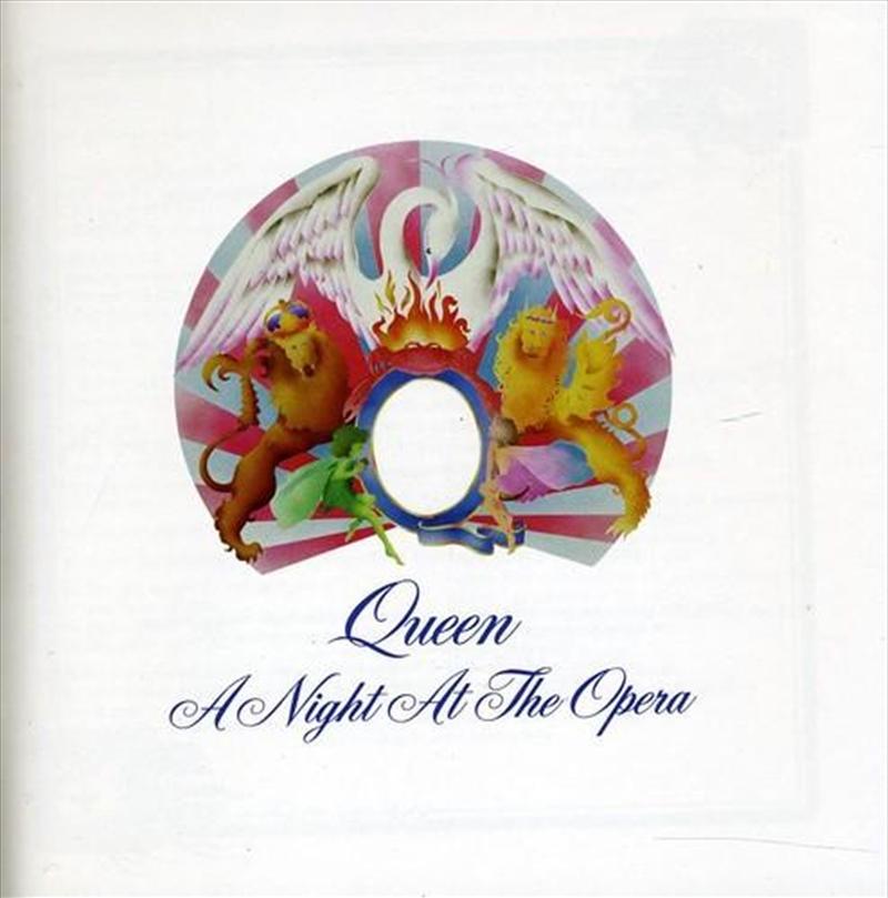 Night At The Opera   CD