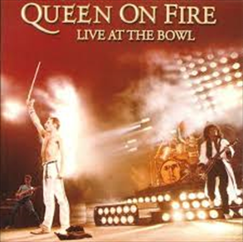 On Fire: Live At The Bowl | CD