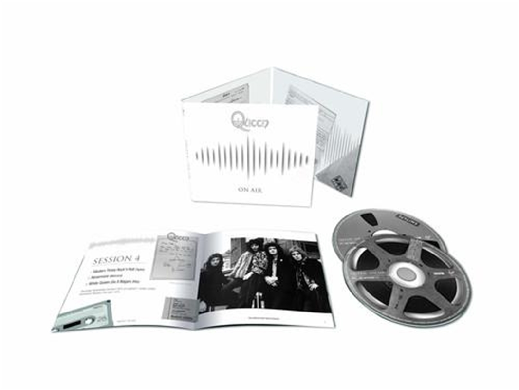 Queen On Air | CD